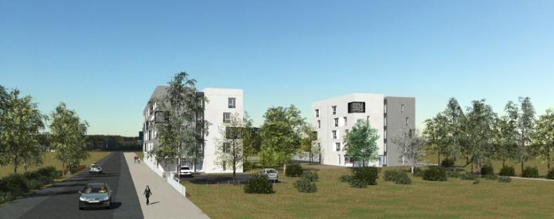 Construction de résidence sociale de 125 logements