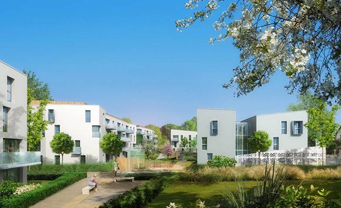 Construction de 133 logements collectifs