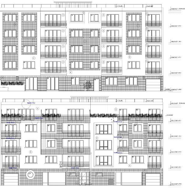Construction d'un bâtiment de logements collectifs - AULNAY SOUS BOIS (93)