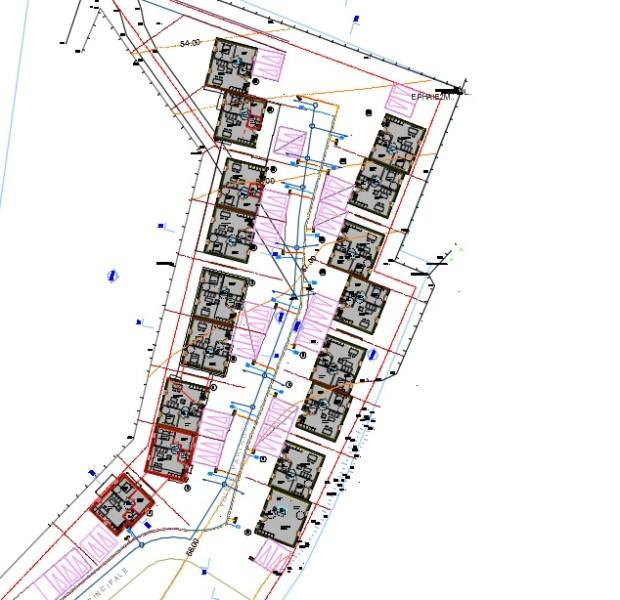 Construction de 17 maisons individuelles au BREUIL-EN-AUGE