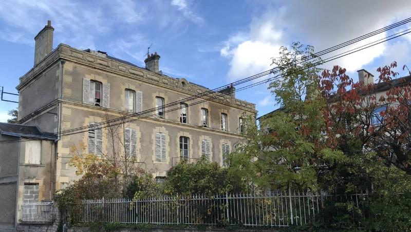 Restauration du Château st Julien