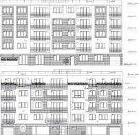Construction d'un bâtiment de logements collecctifs - AULNAY SOUS BOIS (93)