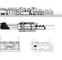 Réhabilitation de bâtiment en immeuble de bureaux - SAINT DIZIER (52)