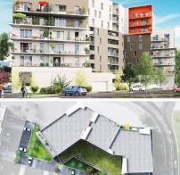 Construction de 92 logements collectifs à CAEN (14)