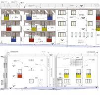 Construction d'un bâtiment de logements collectifs - SEPTEME LES VALLONS (13)