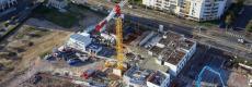 Construction d'un pôle gérontologique à Caen (14)