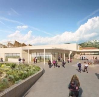 Construction d'un pôle éducatif, d'une cuisine centrale et d'un bâtiment de bureaux à GIGNAC-LA-NERTHE (13)