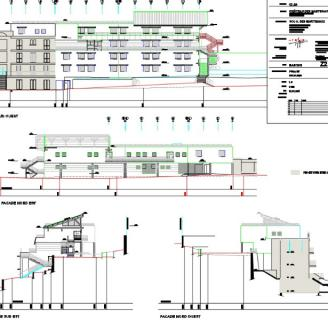 Extension et rénovation d'une maison de retraite - MARSEILLE (13)
