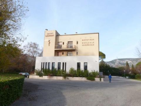 Rénovation et extension du centre médical diététique Saint Laurent «le repos».