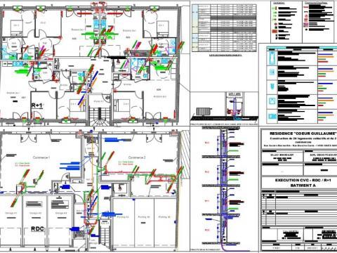 Construction de 24 logements collectifs et 2 commerces
