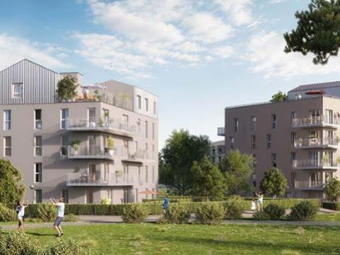 Construction de 43 logements collectifs