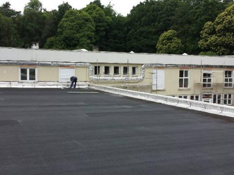 Réhabilitation d'un bâtiment en Centre Culturel à Grand Couronne (76)