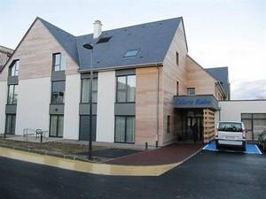 Construction d'un foyer pour personnes handicapées mentales vieillissante à Cormelles le royal (14)