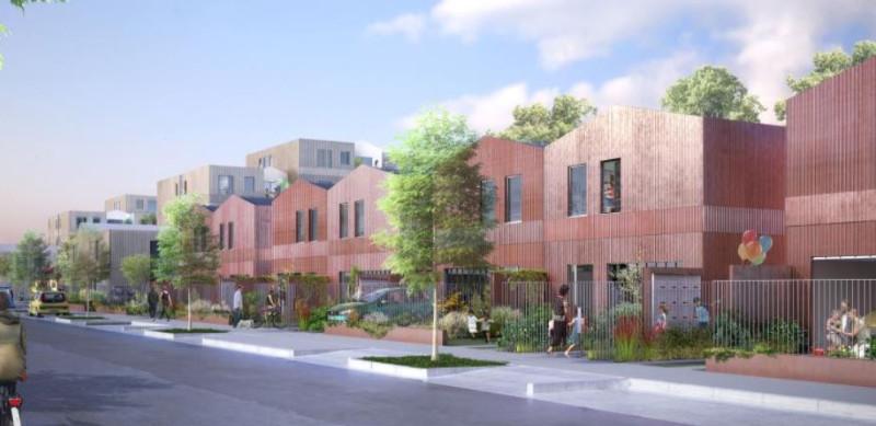 Démolition de 120 logements et construction de 140 Logements collectifs et individuels (91)