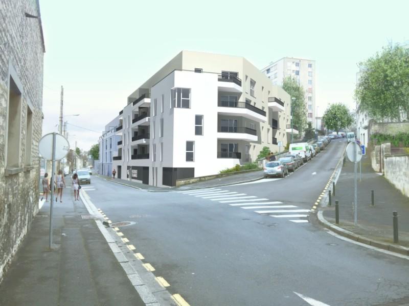 Construction de 30 logements collectifs