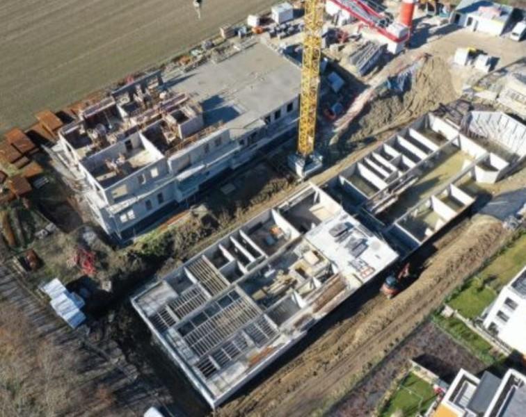 Construction de 62 logements collectifs et d'un local commercial