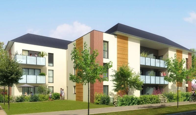 Construction de 46 logements et d'une surface commerciale